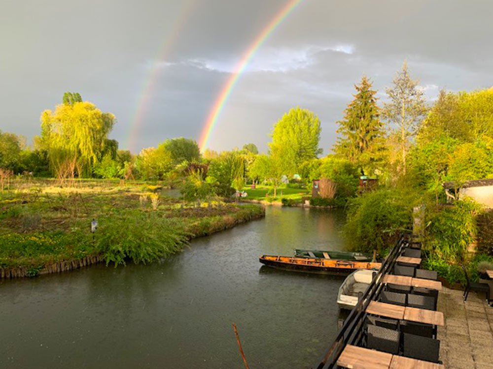 O Jardin Amiens - Restaurant - Hortillonnages